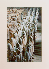 Matted Terracotta Warriors 1